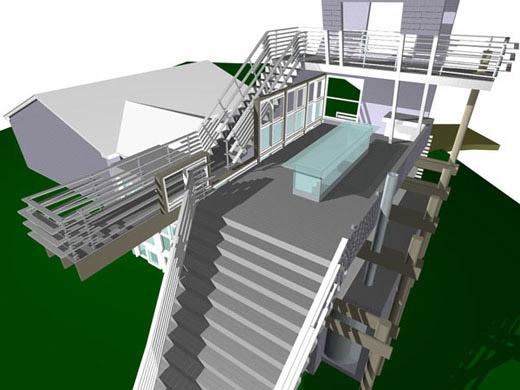 Docking House